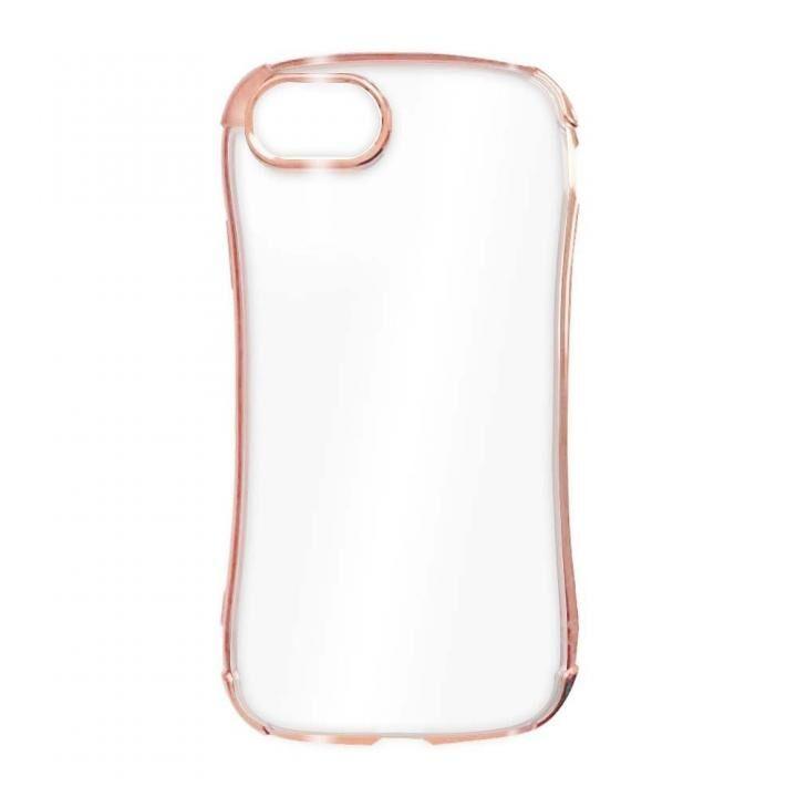 iPhone8/7 ケース GLINTING PLATE CASE Persici auri iPhone SE 2/8/7_0