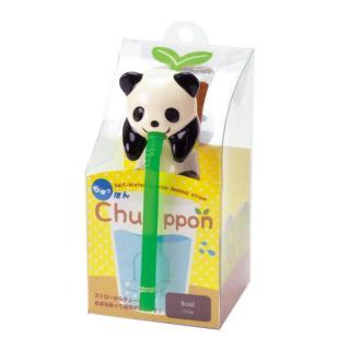 デスクで楽しめる 栽培セット ちゅっぽん パンダ (バジル)