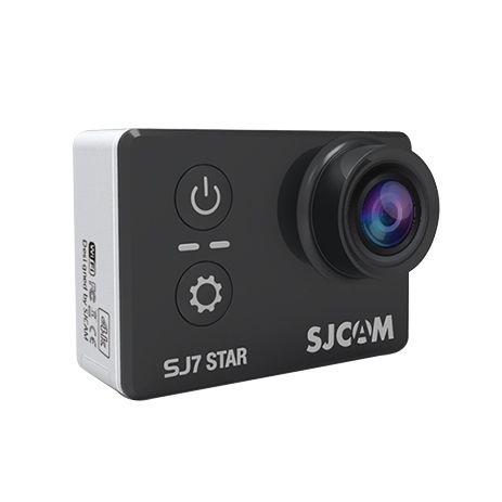 SJCAM ウェアラブルカメラ SJ7 STAR 国内正規品 ブラック_0