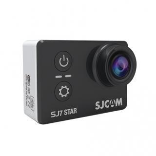 SJCAM ウェアラブルカメラ SJ7 STAR 国内正規品 ブラック