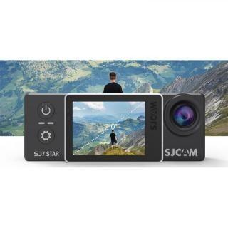 SJCAM ウェアラブルカメラ SJ7 STAR 国内正規品 ブラック_1