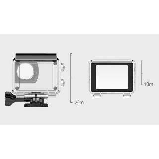 SJCAM ウェアラブルカメラ SJ7 STAR 国内正規品 ブラック_3
