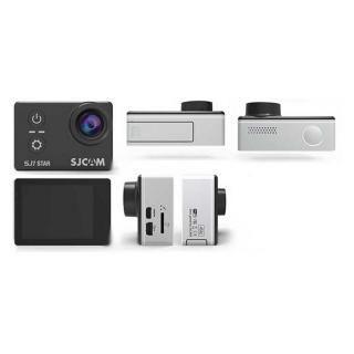 SJCAM ウェアラブルカメラ SJ7 STAR 国内正規品 ブラック_4