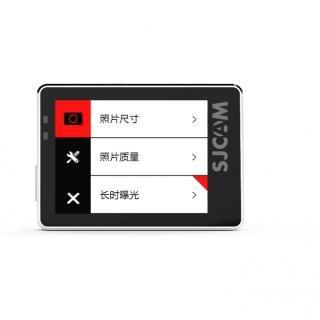 SJCAM ウェアラブルカメラ SJ7 STAR 国内正規品 ブラック_6