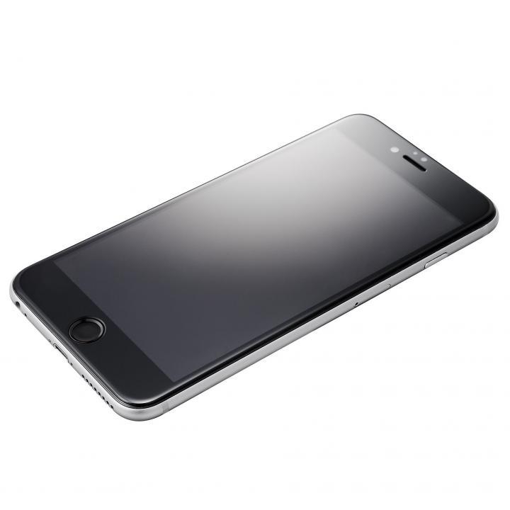 【iPhone6s/6フィルム】Extra by GRAMAS 全面保護強化ガラス ブラック iPhone 6s/6_0