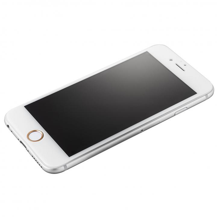 iPhone6s Plus/6 Plus フィルム Extra by GRAMAS 全面保護強化ガラス ホワイト iPhone 6s Plus/6 Plus_0
