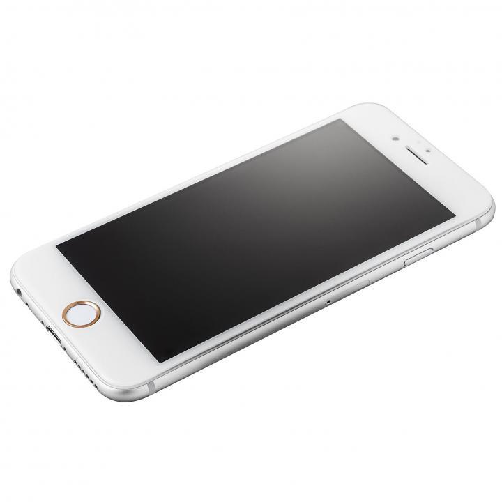 【iPhone6s Plus/6 Plusフィルム】Extra by GRAMAS 全面保護強化ガラス ホワイト iPhone 6s Plus/6 Plus_0