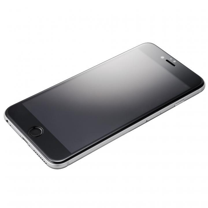 【iPhone6s Plus/6 Plusフィルム】Extra by GRAMAS 全面保護強化ガラス ブラック iPhone 6s Plus/6 Plus_0