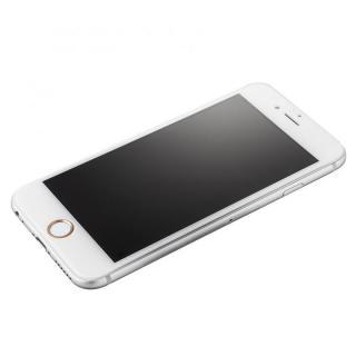 Extra by GRAMAS 全面保護強化ガラス クリアハードケース付き ホワイト iPhone 6s/6