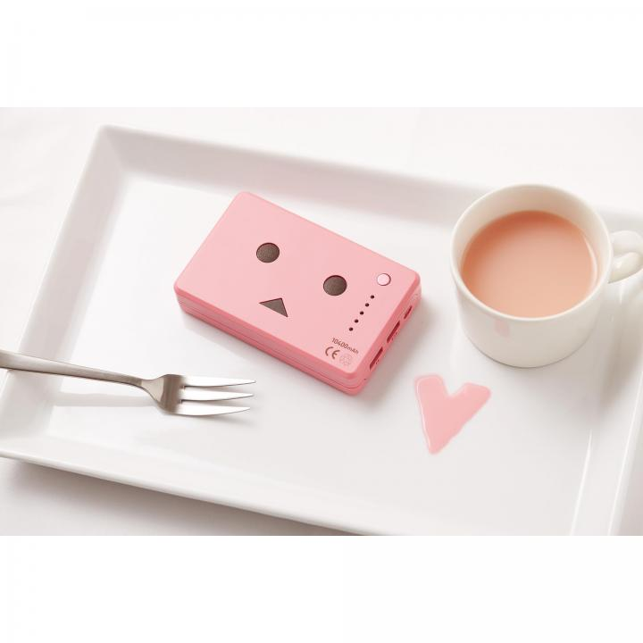 [10400mAh] ダンボーバッテリー cheero Power Plus DANBOARD VERSION FLAVORS ストロベリー