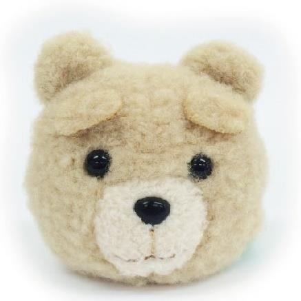 テッド2 フェイスお手玉 ノーマル_0