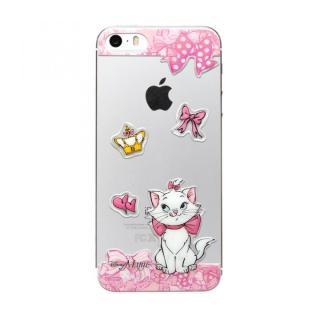ディズニー デコレーションステッカー マリー iPhone SE/5s/5 スキンシール