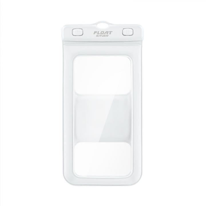 浮く防水・防塵ケース 「FLOAT SAVER3」 LLサイズ  ホワイト【8月上旬】_0