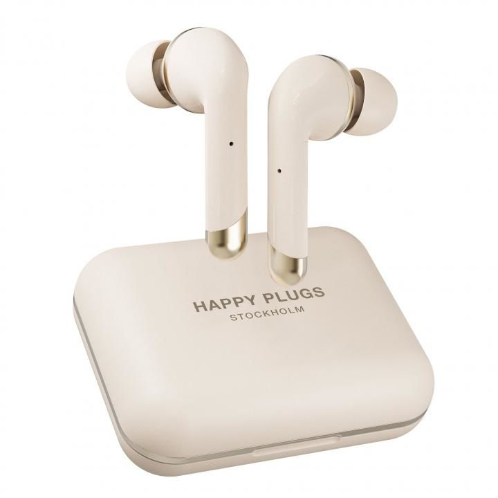 happy plugs AIR 1 PLUS IN-EAR 完全ワイヤレスイヤホン ゴールド_0