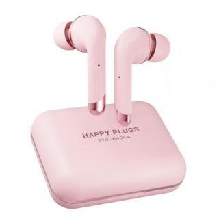 happy plugs AIR 1 PLUS IN-EAR 完全ワイヤレスイヤホン ピンクゴールド