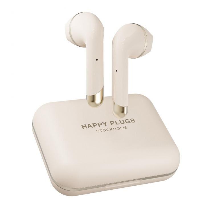 happy plugs AIR 1 PLUS EARBUD 完全ワイヤレスイヤホン ゴールド_0