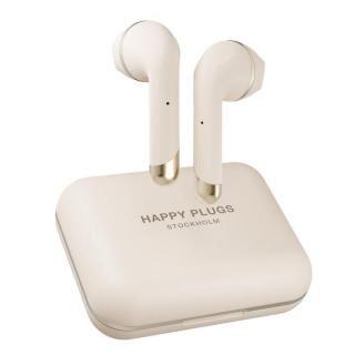 happy plugs AIR 1 PLUS EARBUD 完全ワイヤレスイヤホン ゴールド