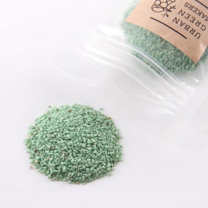 URBAN GREEN MAKERS カラーサンド グリーン_0