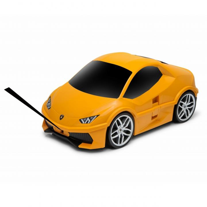 車型キャリーケース Ridaz Lamborgini オレンジ_0