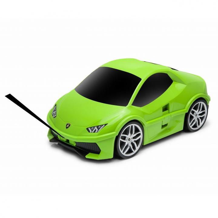 車型キャリーケース Ridaz Lamborgini グリーン_0