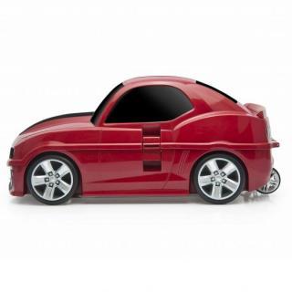 車型キャリーケース Ridaz Chevolet ZL1 レッド_3