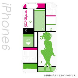 ラブライブ! ハードケース 小泉 花陽 シルエットVer iPhone 6s/6