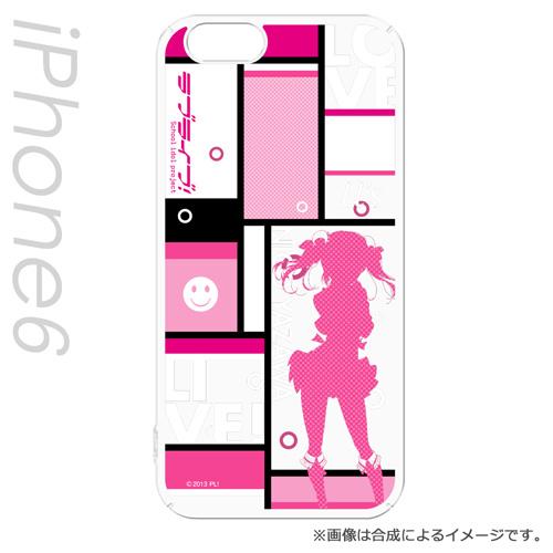 iPhone6s/6 ケース ラブライブ! ハードケース 矢澤 にこ シルエットVer iPhone 6s/6_0