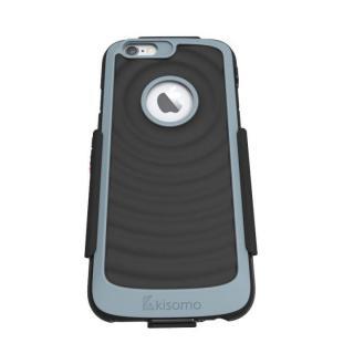 【iPhone6s/6ケース】Energia ケース一体型アームベルト ブラック iPhone 6s/6_2