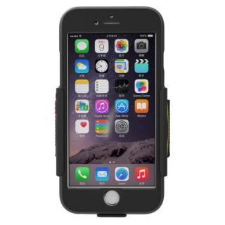 【iPhone6s/6ケース】Energia ケース一体型アームベルト ブラック iPhone 6s/6_4