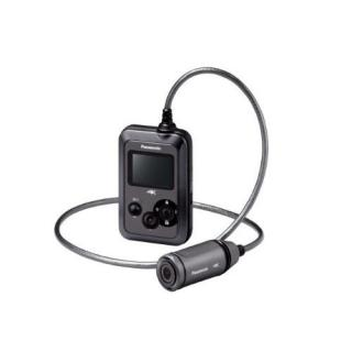 4K30p撮影対応のウェアラブルカメラ HX-A500-H グレー