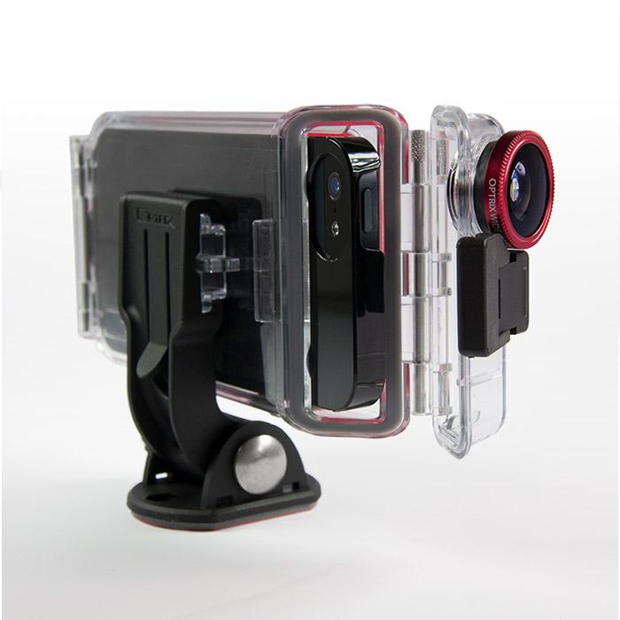 【iPhone SE/5s/5ケース】Optrix Cameras XD5 アクションカメラキット iPhone SE/5s/5ケース_0