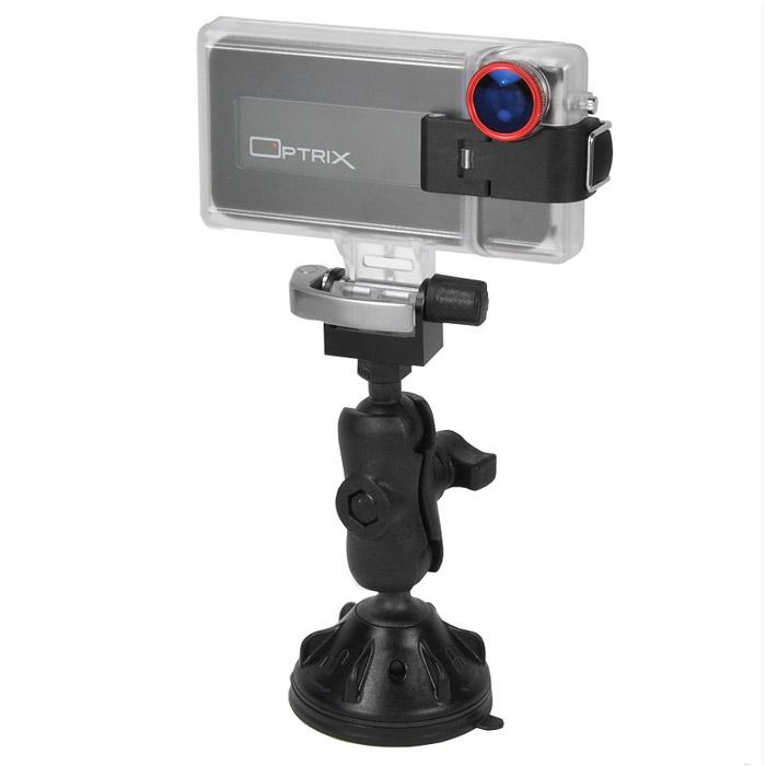Optrix Cameras 周辺機器 XD5 吸盤付きマウント_0