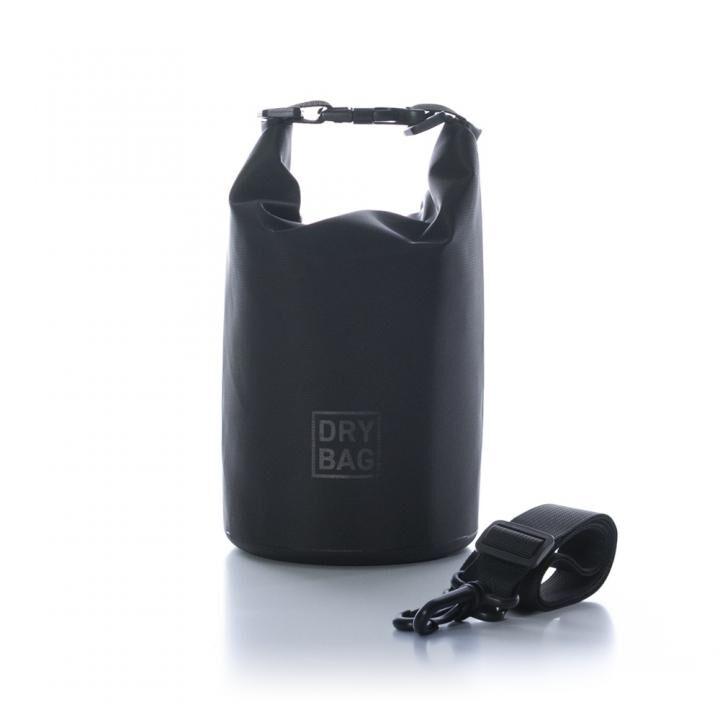 WATER PROOF DRY BAG 防水ドライバッグ 各種サイズ 2L/ブラック_0