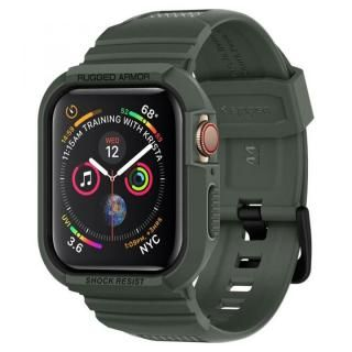 Apple Watch 4 (44mm)Rugged Armor Pro Military Green