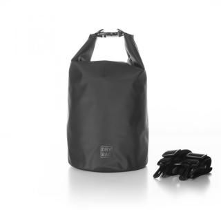 WATER PROOF DRY BAG 防水ドライバッグ 各種サイズ 10L/ブラック【7月下旬】
