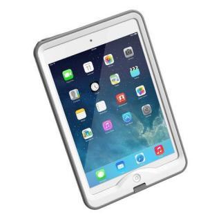 防水なのに液晶画面に直接触れる LifeProof iPad mini/2/3対応 nuud ホワイト