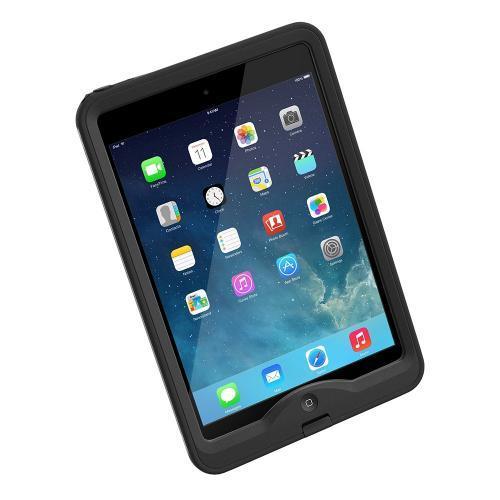防水なのに液晶画面に直接触れる LifeProof iPad mini/2/3対応 nuud ブラック