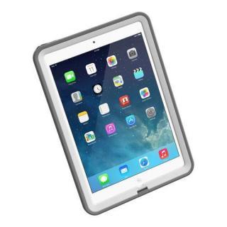 防水・防塵・密閉仕様 LifeProof iPad Air fre ホワイト