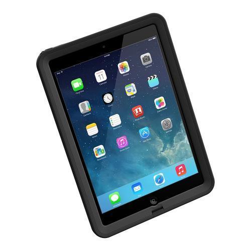防水・防塵・密閉仕様 LifeProof iPad Air fre ブラック