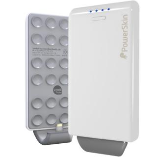 PowerSkin pop'n iPhone5 ホワイト