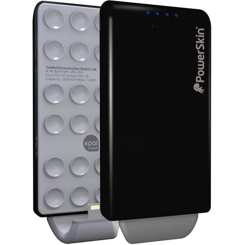 PowerSkin pop'n iPhone5 ブラック