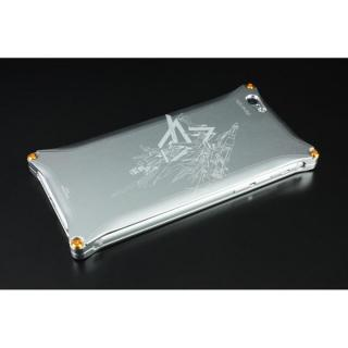 RADIO EVA×GILDdesign Abstract ソリッドケース 零号機シルバー iPhone 6s/6