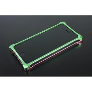 iPhone SE/5s/5 ケース RADIO EVA×GILDdesign ソリッドバンパー 真希波マリ iPhone SE/5s/5