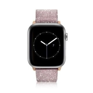Casetify Glitter Apple Watch バンド ピンク for 38mm/40mm