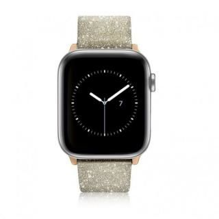Casetify Glitter Apple Watch バンド ゴールド for 38mm/40mm【9月上旬】