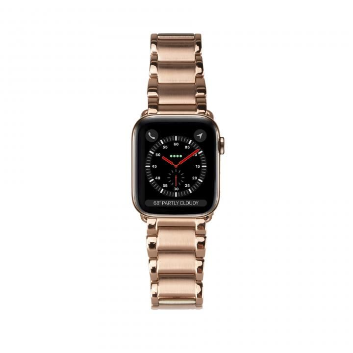 Casetify Apple Watch バンド Metal Link Bracelet Bands ゴールド for 38mm/40mm_0