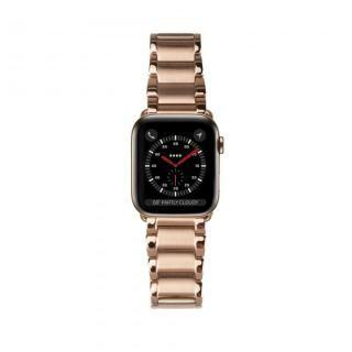 Casetify Apple Watch バンド Metal Link Bracelet Bands ゴールド for 38mm/40mm