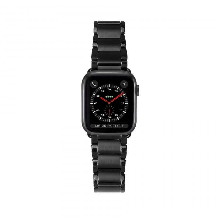 Casetify Apple Watch バンド Metal Link Bracelet Bands ブラック for 42mm/44mm_0
