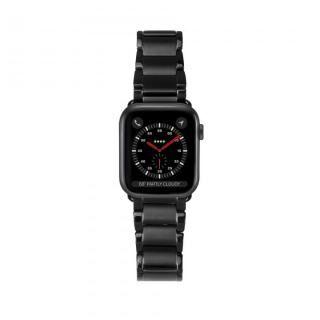 Casetify Apple Watch バンド Metal Link Bracelet Bands ブラック for 42mm/44mm