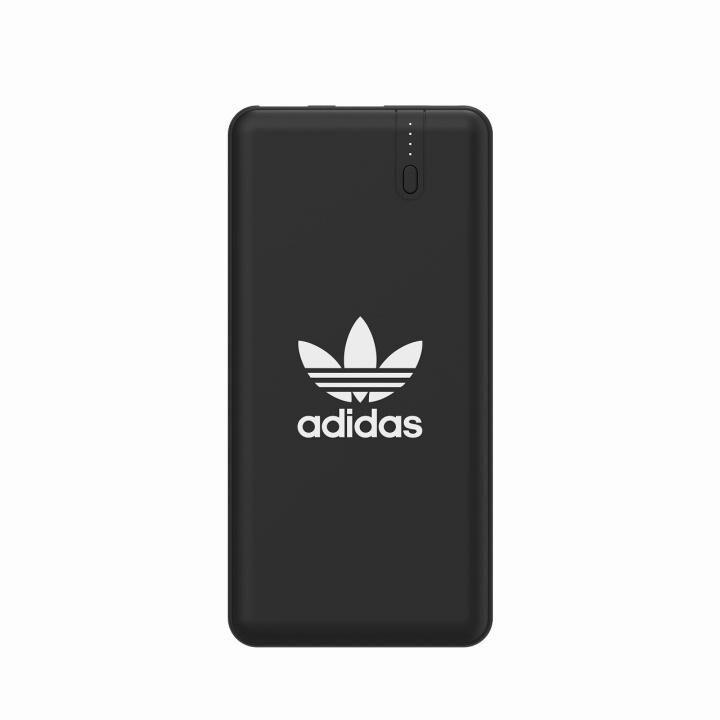 adidas Powerbank モバイルバッテリー  8000mAh Black【8月中旬】_0